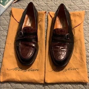 Men's Mezlan Loafers with dust bags